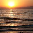江の島夕景